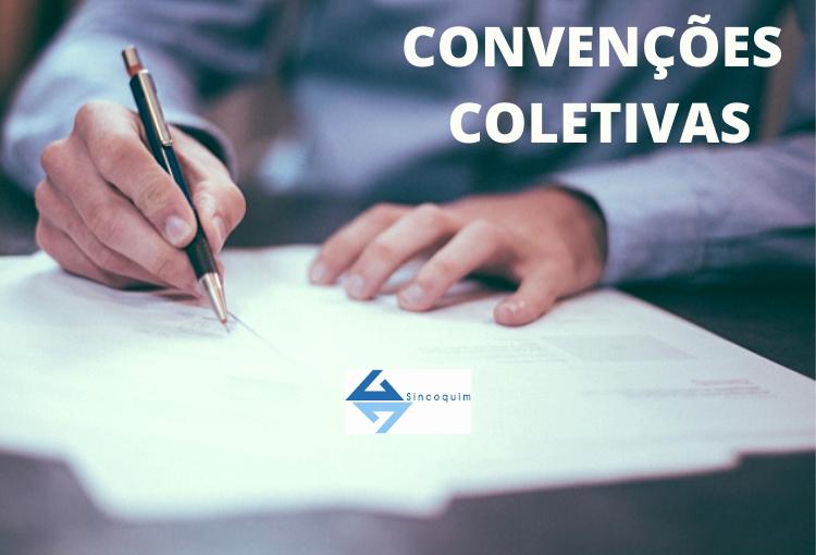 Convenções Coletivas 2020-2021